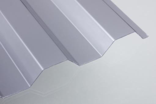 Lichtplatten Polycarbonat 76/18 Trapez Sunstop 1,1 mm