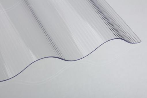 Lichtplatten Polycarbonat 76/18 Sinus 1,4mm NO-DROP